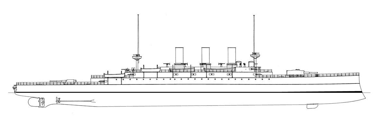 0003 nave corazzata per servizi di blocco progetto b for Piano di costruzione online